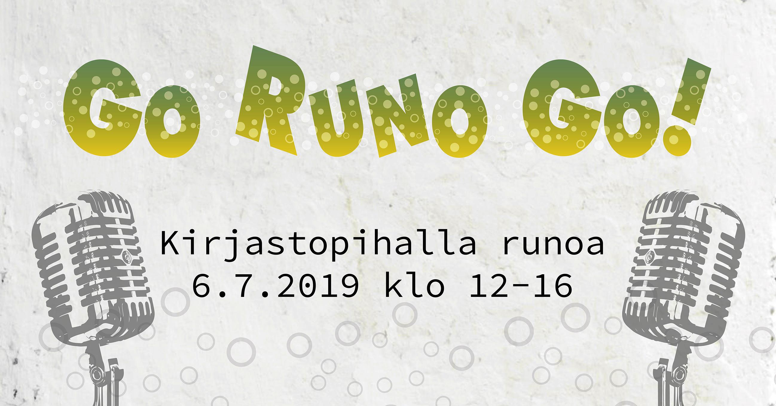 Go Runo Go