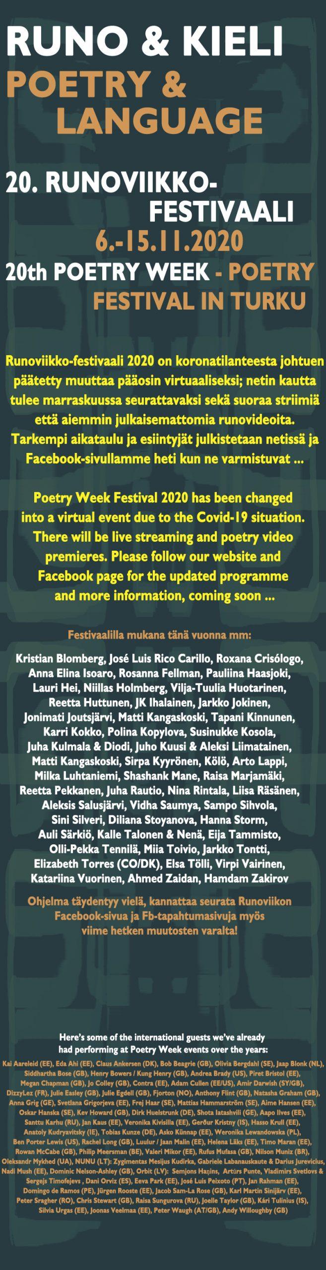 Poetry & Language